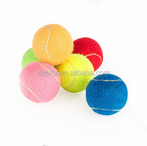 tennis products brand of tennis balls factory price