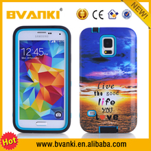 Amazon Phones Dongguan Mobile Accessories For Samsung Galaxy S5 Phone Unlocked,For Galaxy S5 Light Up Case TPU Back