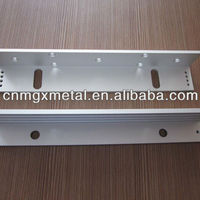 Custom Fabrication Service Aluminium Extrusions Industrial