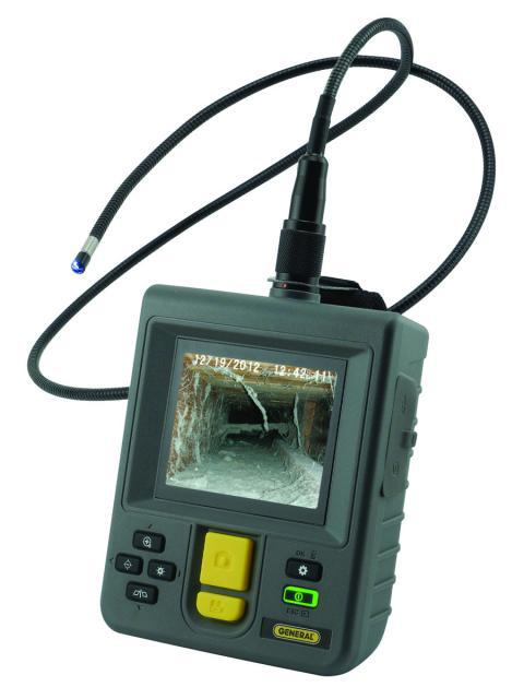General Tools DCS800, Video Borescope System