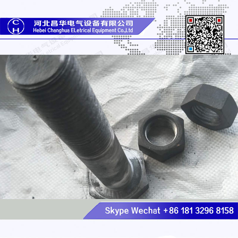carbon steel nut and bolt production machine