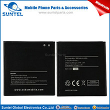 Super Quality New Cell Phone Battery For Wiko Cink Peax 2