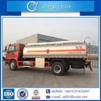 Top sell carbon steel CCC ISO SGS BV approved 15000L 4x2 foton oil tanker design,fuel dispensing truck,fuel bowser truck