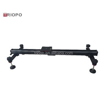 TRIOPO 80/100/120/150cm Camera slider with roller bearing for DSLR Video Camera