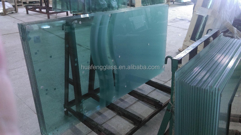 high intensity heat soak tempered safety glass