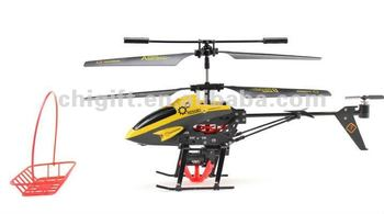 3ch RC Helicopter with Carrier