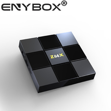 New Arrival ZTE ZXIC ZX296716 Quad Core 4k Player TV Box Android 7.1 Media Player