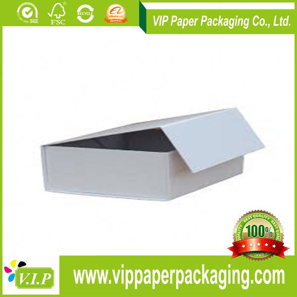 online shopping new products gift box supplier in malaysia, white box packaging