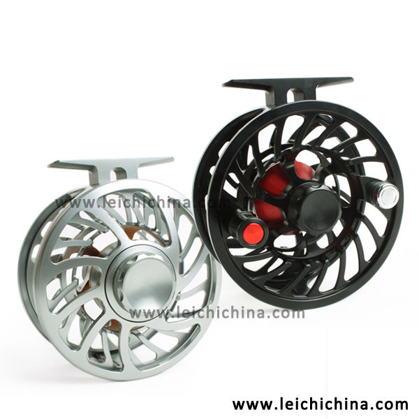 Evolutional light weight saltwater fly fishing reel