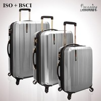 new style 20 24 28 inch polycarbonate PC hard trolley suitcase