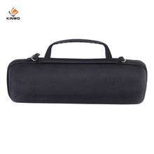 Shockproof Black Storage Case Custom Bluetooth EVA Speaker Tool Case For JBL Charge 3