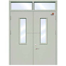 fire residential fire rated steel door rated steel door with glass insert