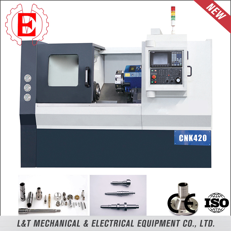 China Metal cutting cnc lathe for seal