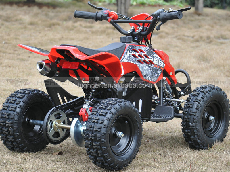 49CC 2 stroke Mini Kids Powered Quad ATV (ATV-10B)