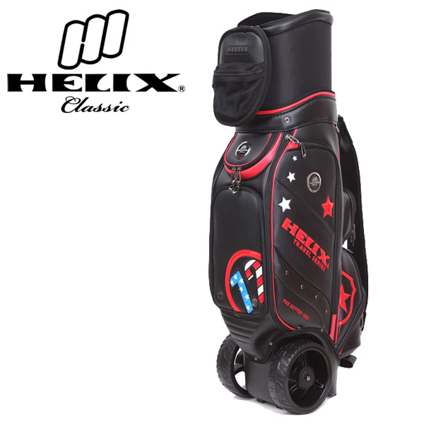 Helix Promotional Toy Style and PU,nylon Material mesh bag golf bag