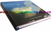 Hardcover Book and Thicker Wedding Guest Book Printing