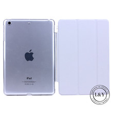 Magnetic PU Leather Folio Stand Case Smart Cover For New iPad Mini 1 2