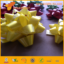 Crafts wholesale Matte Metallic Gift Star Bow and Curling Ribbon Eggs