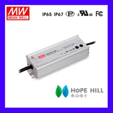 Original MEAN WELL HVG-65-48 MODEL 48V Dimming waterproof Christmas light LED driver power supply