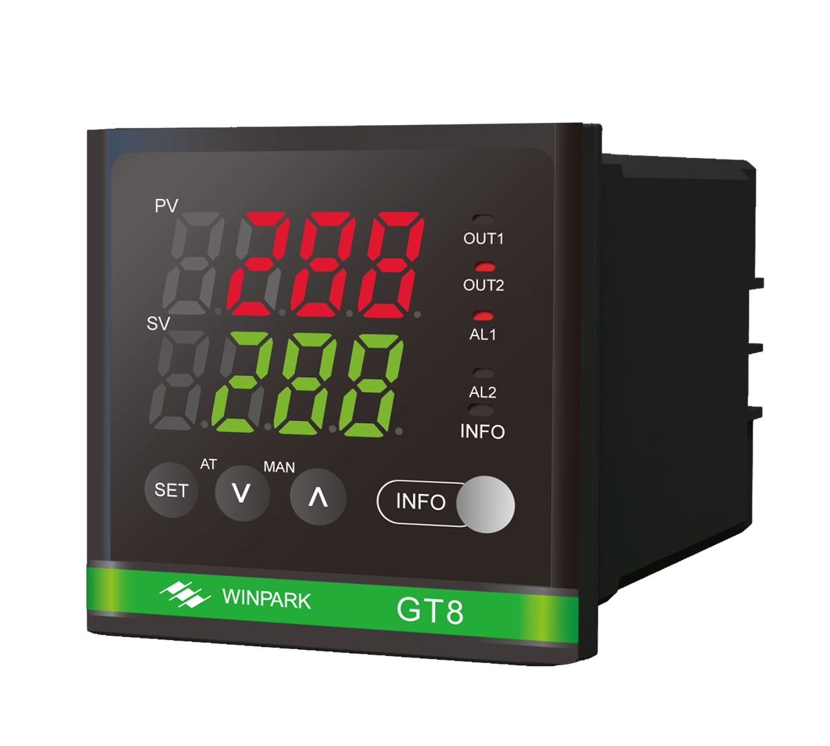 digital mould digital temperature controller Winpark GT8-ATL110 touch screen for zte n790 (sincerely looking for cooperation)