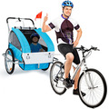 Baby Bike Trailer Stroller for bicycle assessed products by Alibaba TUV (BT002)
