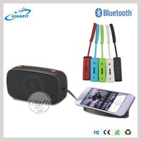 Hot selling manual mini sound box usb portable dj speaker system /tf music player for phone