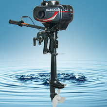 3.5 HP water cooling gas outboard motor boat small engine