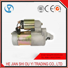 High quality starter motor for Nissa Sentra 1.8L 2006 12v 1.4kw