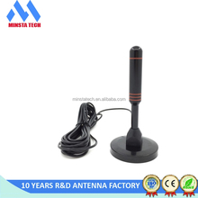 High Gain indoor digital ATSC/DMB/DVB-T/ISDB-T TV Antenna