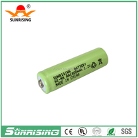 Sunrising Nimh AA 1800mah 1.2v rechargeable consumer battery