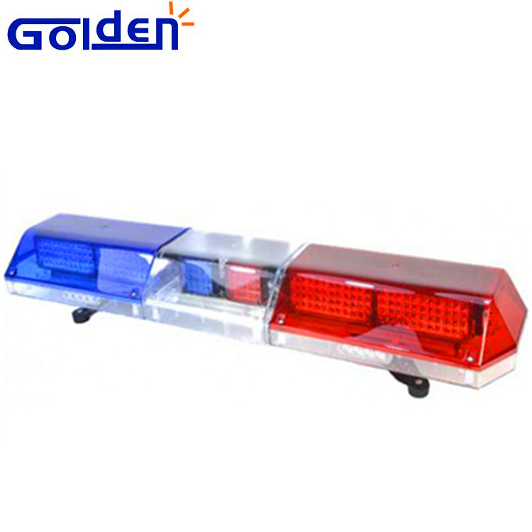 2017 hot style ece r65 led warning lightbar for medical use