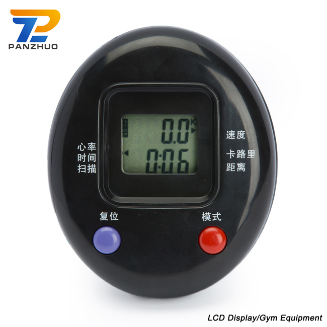 Fitness Instrument With Pulse Function LCD Display For Electric Bike