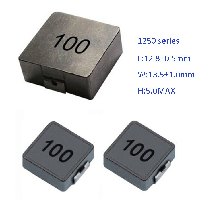 large current high performance 0.33uH 42.0A smd inductor