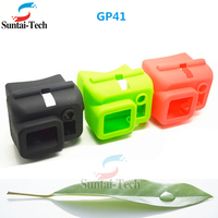 New Multicolor GoPro Mounts Silicone Case for Gopro Hero 3