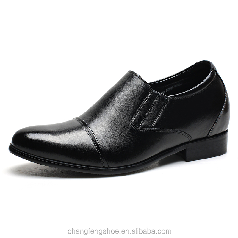 men loafers 100% genuine leather dress shoes