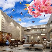 15-year warranty popular decorative stretch ceiling fabric
