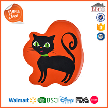 Funny Wholesale Halloween Plastic Melamine Irregular Shaped Dinnerware