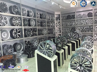 hot sale high quality passenger car customed and replica aluminum alloy wheel rims
