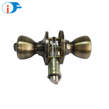 China Supply High Quality Small Trumpet Style Brass House Door Lock