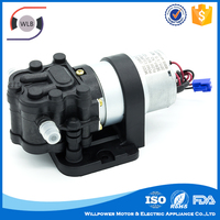 ABS Cover material brushless motor dc water pump for coffee / juice / vinegar machine