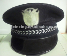 military police navy officers blue caps style caps for men