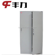 cheap 2 door folding metal cupboard wardrobe