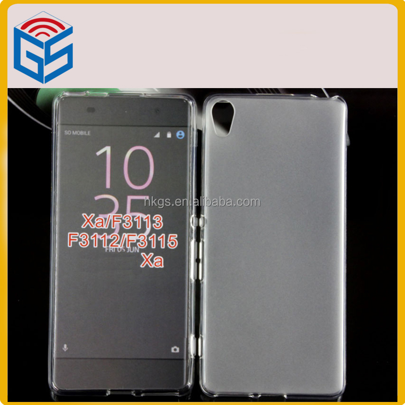 Home New Products Phone Case For Sony Xperia XA F3112 F3113 F3115 TPU Pudding Cover