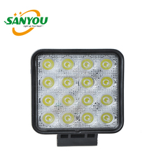 48W led work light for jeep truck 2800lm led work lamp