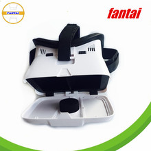 Plastic vr box 3d glasses virtual reality,3d box vr glasses for smartphone