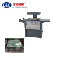 Dichuang 2018 New type TB-390 Semi-automatic Skin-vacuum packaging machine for circuit board