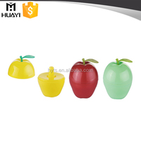 40ml cute mini refill perfume atomizer spray bottle with apple shape