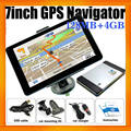 7inch Car Sat NAV with Built in 4GB and Free Navigation Maps
