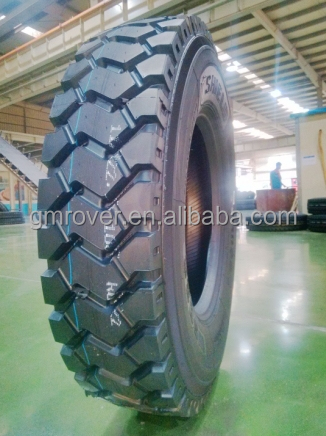 Radial commercial truck used 11r22.5 truck tires for USA & Canada merket