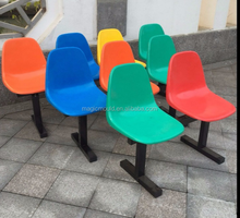 top quality bus station waiting chairs Professional mould maker/high quality bank waiting plastic chairs mold factory